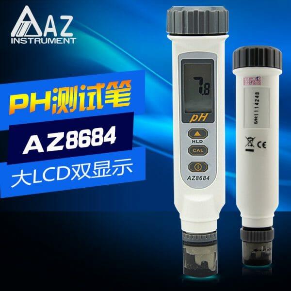 วัดค่าpHน้ำ-AZ8684